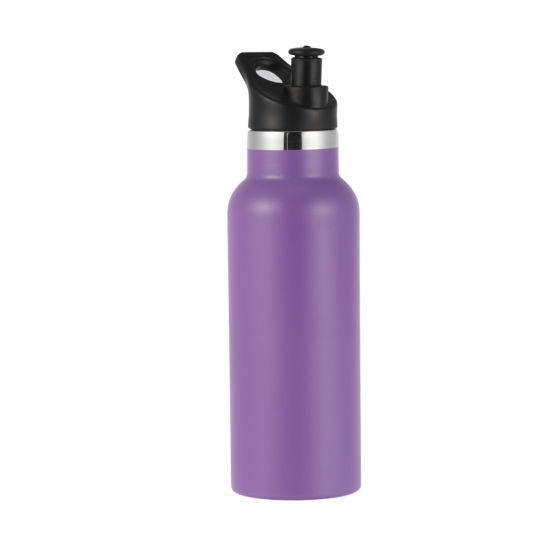 750ml Stainless Steel Vacuum Insulated Double Wall Sport Water Bottles