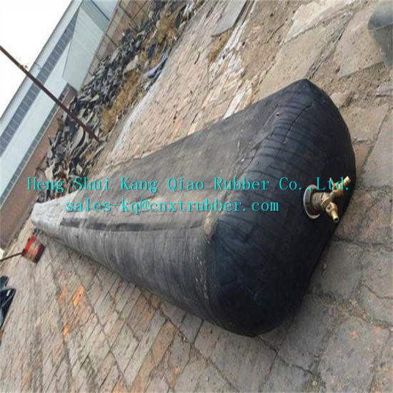 Circular Inflatable Rubber Core Mold for Culvert Formwork