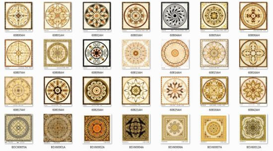 2016 Ceramic Carpet Floor Tile on Promotion (BDJ60264-5) pictures & photos