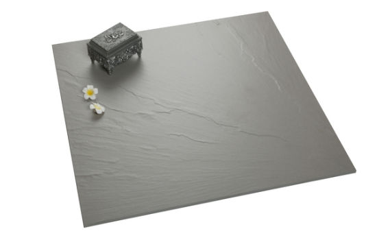 24*24inch 600*600mm Grey Polished Full Body Wall and Floor Porcelain Tiles pictures & photos