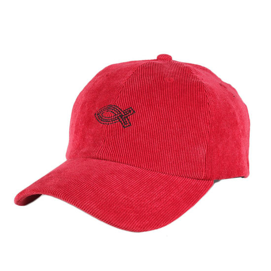 a91dbb4be44 China Custom Blank Wholesale Corduroy Dad Hat Baseball Caps and Hats ...