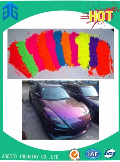 China Factory′s Fluorescent Pigment for All Purpose pictures & photos