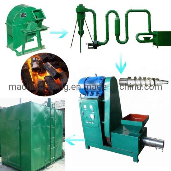 Biomass/Sawdust/Wood Briquette/ Charcoal Machine /Briquette Making Line