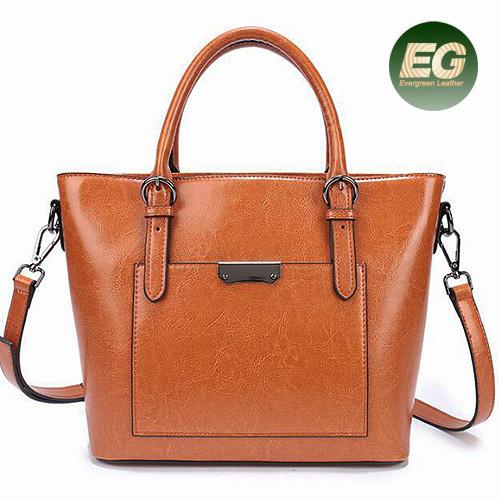 2104954293b4 Leather Handbag Women Shoulder Bag Fashion Working Bag with a Long Strap  Emg5335 pictures   photos