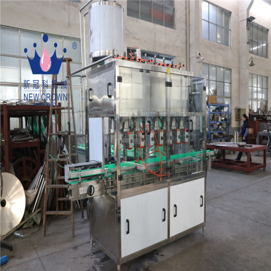 Essential Cooking Oil Bottle Filling Machine Coconut Oil Bottle Filling Machine pictures & photos