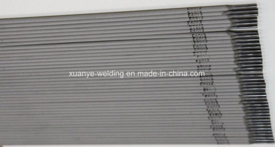 Low Carbon Steel Welding Electrodes E6013 for Welding in All Position pictures & photos