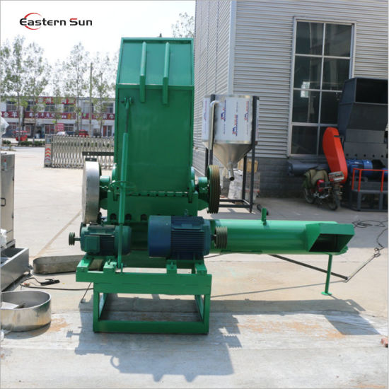 Wholesale Waste Plastic Grinder HDPE/PE/PP Grinding Machine