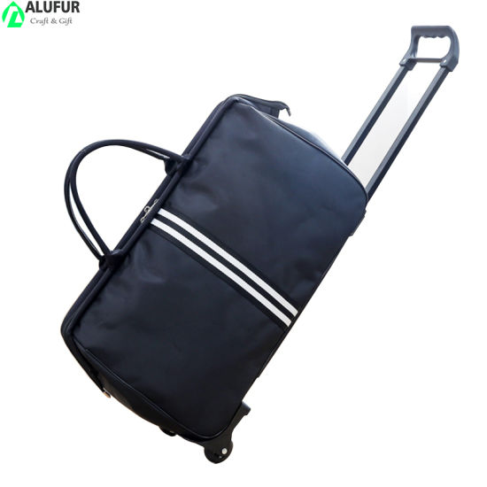 Waterproof Duffle Bag with Wheels Wheeled Roolling Duffle Bags