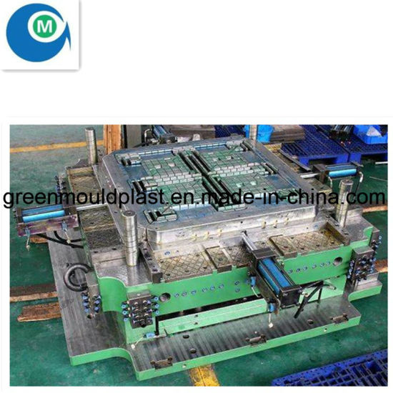 Provide Hot Sales Injection Plastic Pallet Molding pictures & photos