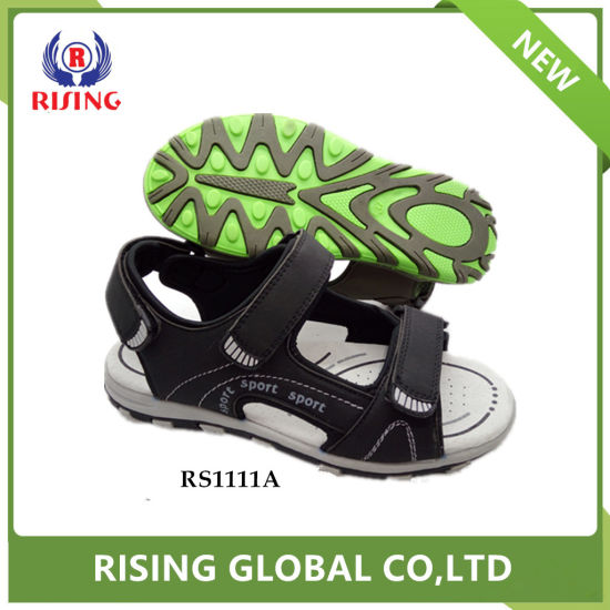 China New Arrival Latest Style 2018 Kids Sandals Boys Sports Sandals -  China Boys Sports Sandals and 2018 Kids Sandals price