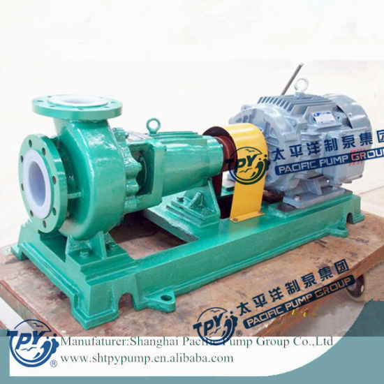 Fluoroplastics Alloy Chemical Pump pictures & photos