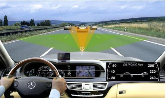 Adas! Caredrive Car Collision Avoidance System Unique Driving Security Warning System pictures & photos