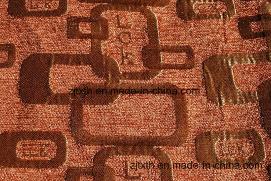 Chenille Woven Fabric for Sofa