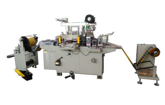 Insulation Fiber Washer &Falt Rubber Gasket Die Cutter Machine