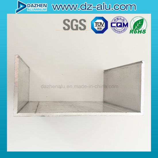 China Customized Shop Front Door Frame Aluminium Profile - China ...