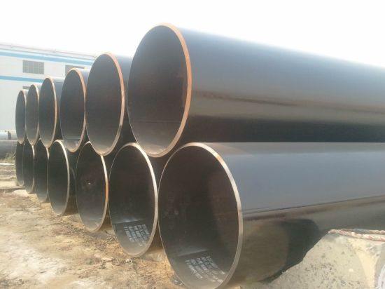 Carbon Steel API 5L X60 Pls1 LSAW Pipe Sch40