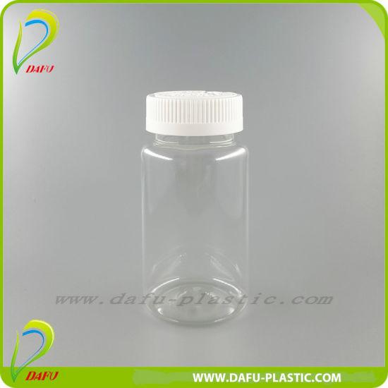 Pet 200ml Plastic Medicine Bottle Medicical Pill Plastic Bottle