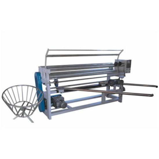 Automatic Fabric Coiling Machine Rewinder