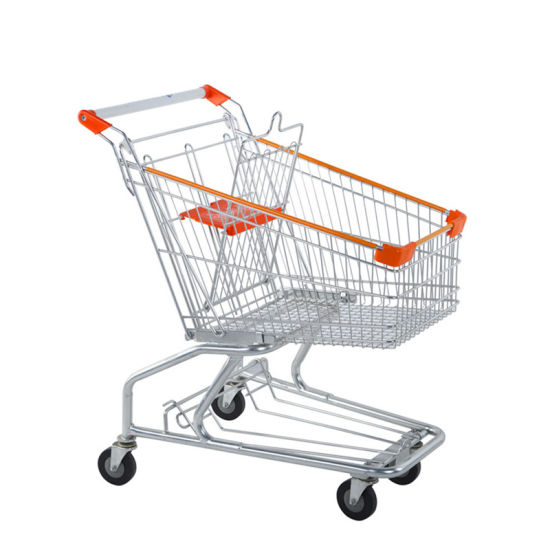 Shopping Mall High Quality Cart Supermarket Shopping Trolley pictures & photos