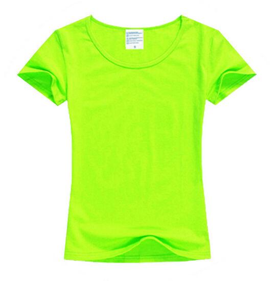 1702dd27d Cheap Customize Logo Personalized Promotional 100%Cotton Women Plain T-Shirt  pictures & photos