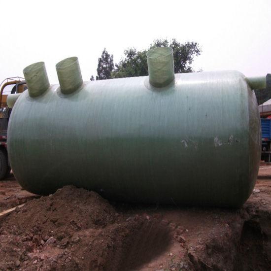 China GRP FRP Fiberglass Septic Tank for Sale - China Septic
