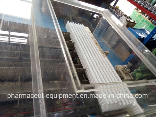 Pharmaceutical Machine Automatic Line Suppository Filling Packing Machine (ZS-I) pictures & photos
