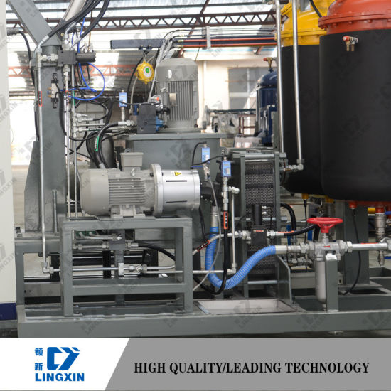 Polyurethane Foaming Machine Factory pictures & photos