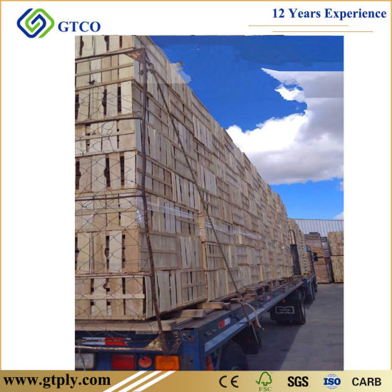 3mm 4mm 4.5mm 1220*1220mm Cc Packing Plywood for Fruit Vegetable Wooden Box