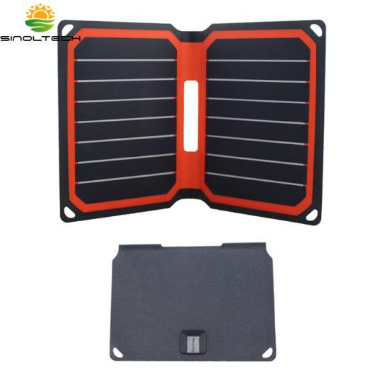China Pocketpower Series 8 5W Sunpower Cell ETFE Laminate Foldable