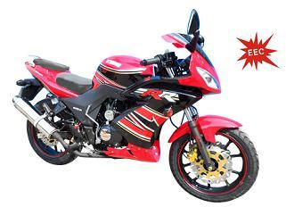 New Style Street Racing Motorbike Motorcycle 200cc, 250cc Gw200-7 pictures & photos