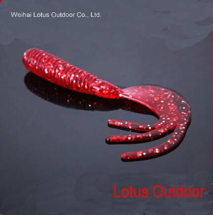 Special material Soft Worm Soft Lure pictures & photos