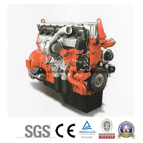 Professional Original Diesel Complete HOWO Truck Engine for Sale
