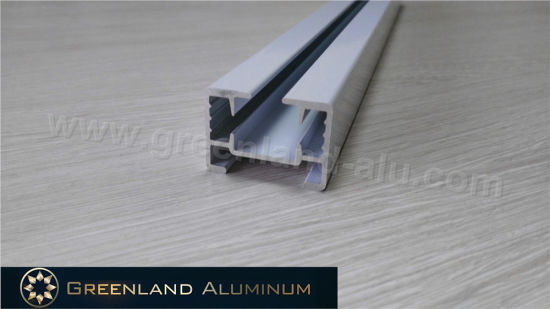Aluminium Electric Curtain Rails for Home, Hospital or Office pictures & photos