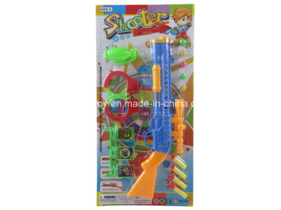 Children Safety Gun with EVA Soft Bullet Gun pictures & photos