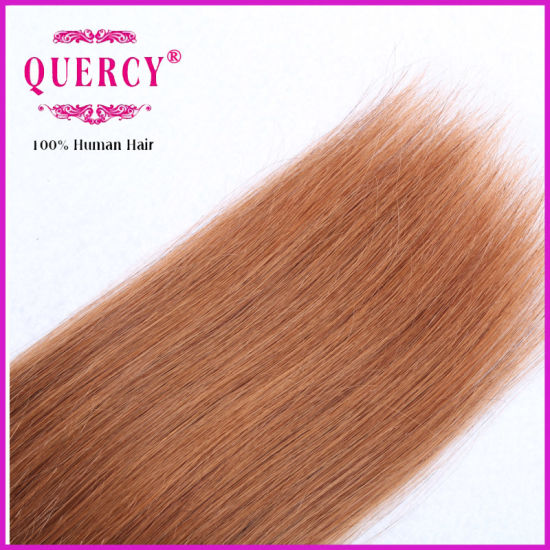 Omber Malaysian Hair Extension Two Tone Omber Color Hair Wefts Cheap Malaysian Straight Hair pictures & photos