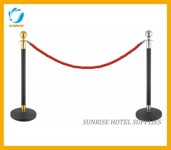 Stainless Steel Queue Stand for Hotel Lobby pictures & photos