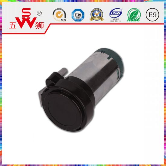 OEM 115mm Electric Horn Motor pictures & photos