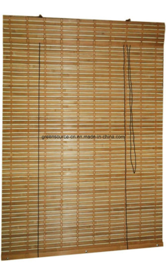 Bamboo Rolling Blinds / Bamboo Curtains pictures & photos