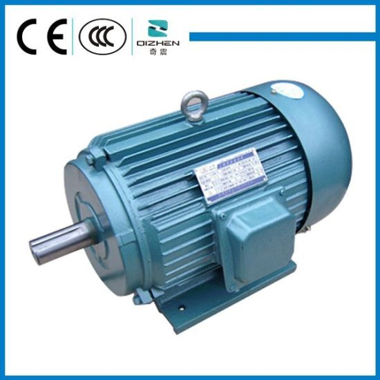 380V air compressor motor electric 3 phase induction motor parts pictures & photos