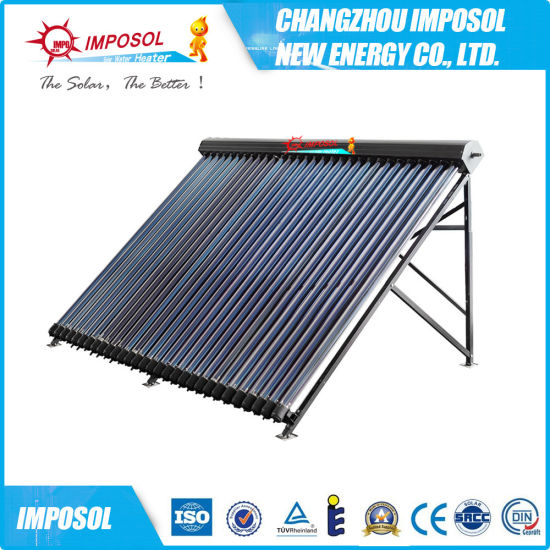 High Pressurized Vacuum Tube Solar Energy Water Heater Collector pictures & photos