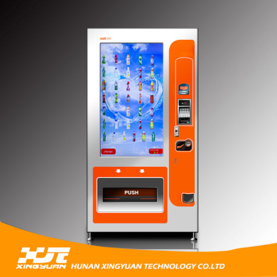 The New Type Touch Full Screen Vending Machine pictures & photos