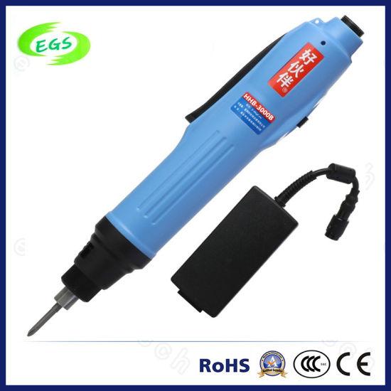 High Quality Electric Torque Precision Screwdriver of Power Tools (HHB-3000B)