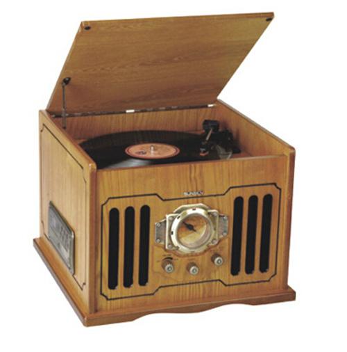 New Design Promotional Wood Novelty Radio