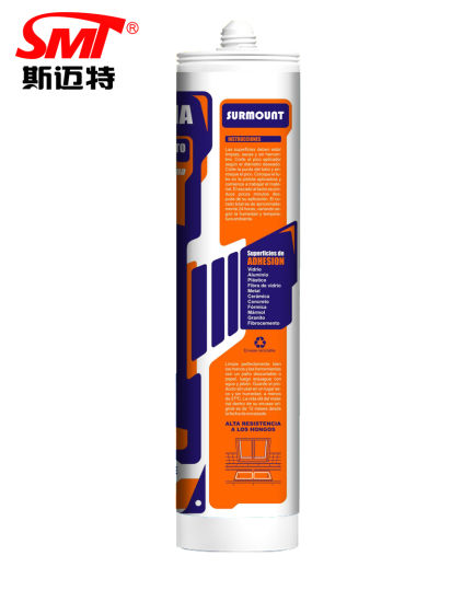 Multi Purpose High Performance Silicone Sealant pictures & photos