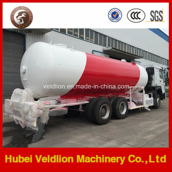 ASME 56000L LPG Tank Produce in China pictures & photos