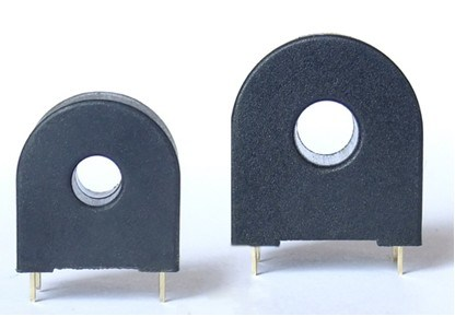 20A Input 2000: 1 Turn Ratio Miniature Current Transformer with PCB Mounting