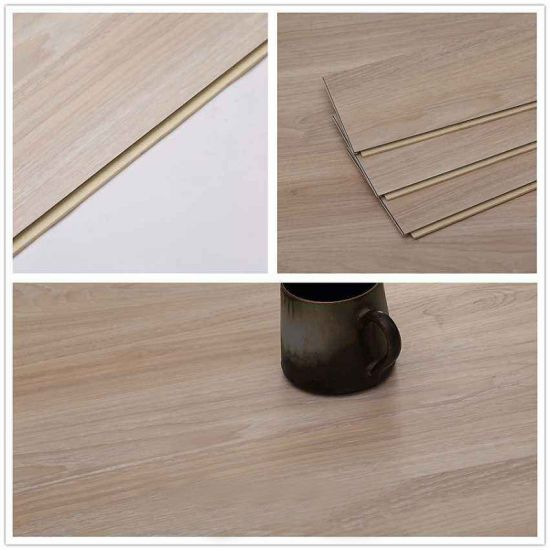 4mm Non Slip Wood Color Spc Floor Plank In China China Vinyl Plank
