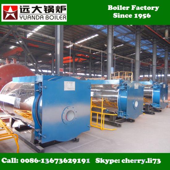 China Henan Yuanda 1t/H Price 1.0MPa 10kg Industrial Boiler ...