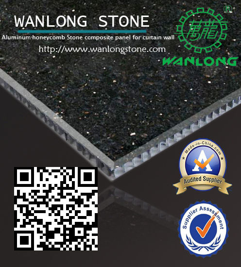China Thin Granite Countertops-Overlay, Granite Thin Section