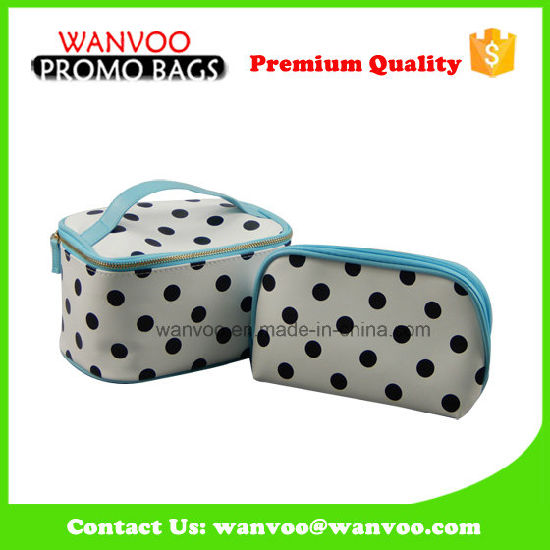 Promotional Spot Cosmetic Bag Foldable Hanging Womens Travel Bag in 2017 pictures & photos